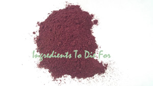 Cranberry Seed Powder - Face / Body